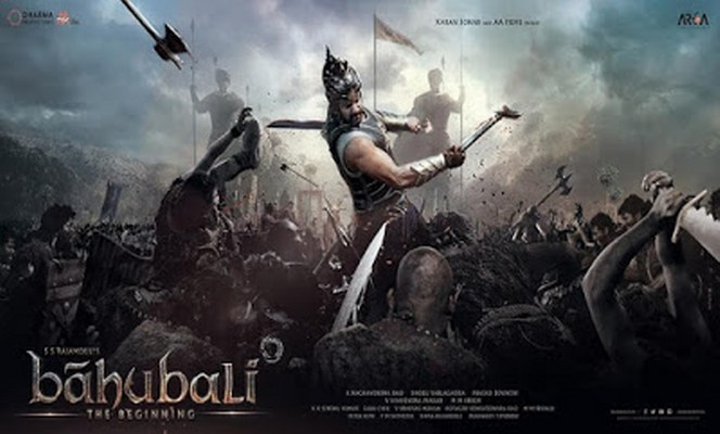 BAAHUBALI THE BEGINNING(2015)