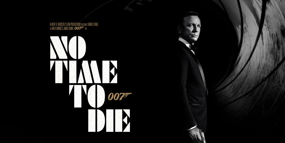 James Bond No Time To Die